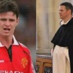 Irlanda: Futbolista dejó al Manchester United y ahora es un sacerdote católico (VIDEO)