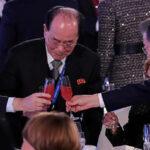 JJOO: Secretario de ONU se reunió con jefe de Estado honorífico de Norcorea