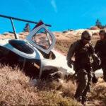EEUU: Otro helicóptero cae en Bosque Nacional de Los Ángeles, 3 heridos