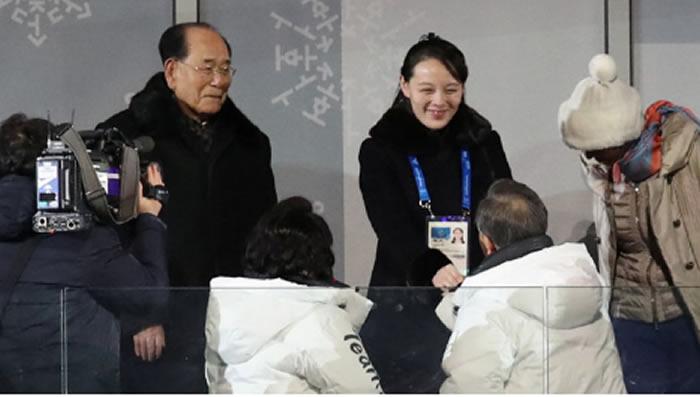 Kim Jong-Un invita al presidente surcoreano a una cumbre en Pyongyang