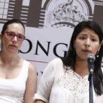 Nuevo Perú pide mayor presupuesto para programas de violencia contra la mujer