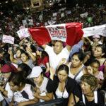 Miles marchan para exigir sanción ejemplar a los depredadores sexuales (Fotos)