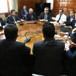 Congreso evalúa este lunes fallo de la Corte IDH sobre magistrados TC