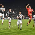 Liga de Italia: Juventus líder momentáneo al ganar 2-0 al Fiorentina
