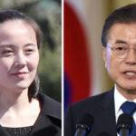 Hermana de Kim Jong-un se reunirá con el presidente de Corea del Sur durante JJOO (VIDEO)