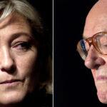Francia: Tribunalimpone a Marine Le Pen la vuelta de su padre al Frente Nacional