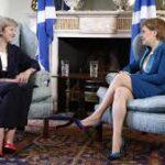 """R.Unido: Escocia pide una discusión """"urgente"""" sobre negociación del """"brexit"""""""