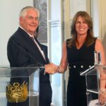 Canciller Aljovín recibió a secretario de Estado de EEUU en Lima