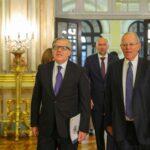 Kuczynski recibió a secretario general de OEA en Palacio (VIDEO)