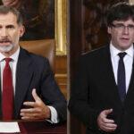 Puigdemont: El Rey Felipe será bienvenido a la República Catalana cuando pida perdón