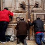 Jerusalén: Iglesias cristianas cierran el Santo Sepulcro por segundo día consecutivo (VIDEO)