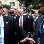 EEUU: Conductor de la caravana de Trump detenido por posesión de arma de fuego