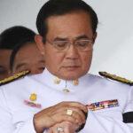 Tailandia: En medio de protestas laJunta militar retrasa otra vez las elecciones generales
