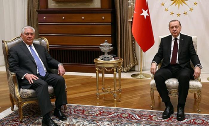 Turquía: relaciones con EE. UU. están en un punto crítico