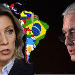 Rusia denuncia maniobrasinjerencistas de Rex Tillerson en Latinoamérica