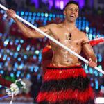 Corea del Sur: Abanderado de Tonga desfila a torso desnudo en Juegos Olímpicos de Invierno (VIDEO)