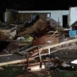 EEUU: Inundaciones, fuertes lluvias y tornados dejan 4 muertos en Kentucky y Arkansas (VIDEO)