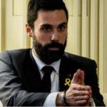 """España: Parlamento catalán congela reforma para investir a Puigdemont """"a distancia"""""""
