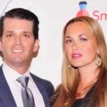 Hijo de Trump confirma que su esposa Vanessa y sus hijos están a salvo tras carta sospechosa