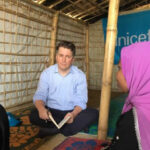 Renunció N° 2 de UNICEF tras denuncias de conducta inapropiada con empleadas