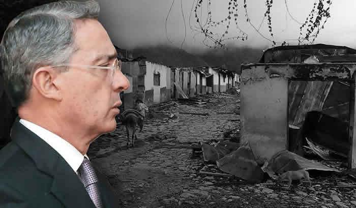 Dos Tribunales concluyen que Uribe debe responder por masacres en Antioquia
