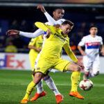 Europa League: Villarreal eliminado al perder 1-0 ante el Olympique