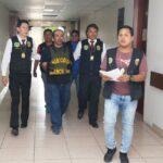 Poder Judicial amplía detención por 4 días contra César Alva (VIDEO)
