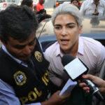 Recluyen al 'Zorro Zupe' en penal Ancón II para cumplir 2 meses de prisión (VIDEO)