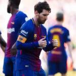 El bailecito de Lionel Messi a lo Jerry Mina se hace viral (VIDEO)