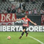 Con rayos y truenos Garcilaso cae 3-0 con Estudiantes por la Copa Libertadores