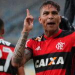 Paolo Guerrero podrá entrenar desde la próxima semana con Flamengo