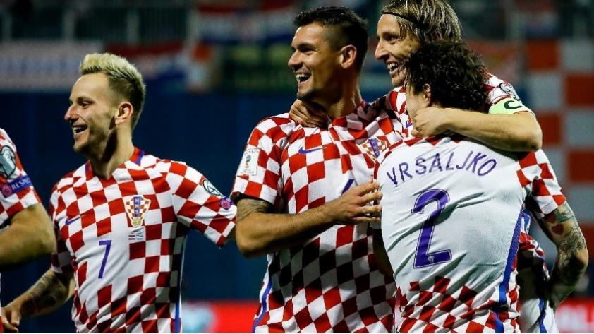 Modric y Rakitic encabezan lista de Croacia para enfrentar a México