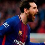 Liga Santander: Barcelona tiene servido el título al ganar 1-0 a Atlético Madrid