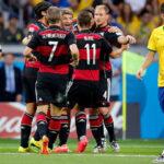 YouTube: Alemania rivalizará con Brasil por primera vez tras el 7-1 del 2014