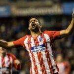 Liga Europa: Lokomotiv sin Jefferson Farfán fue fácil presea del Atlético de Madrid