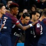 PSG se consuela de eliminación de la Champions League con goleada 5-0 al Metz