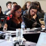 CIDH termina sus audiencias en Bogotá con críticas a Perú y México