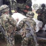 Colombia: Siete disidentes de las FARCabatidos en operación conjunta de las Fuerzas Armadas