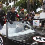 Carnaval dominicano desborda las calles de Santo Domingo (Fotos)
