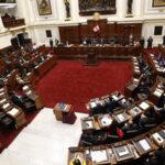 Congreso sesionará el lunes para aprobar cuadro de comisiones