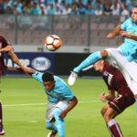 Sporting Cristal eliminado de la Copa Sudamericana pese a ganar 2-1 a Lanús