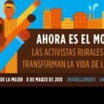Movimiento mundial sin precedentes por los derechos, igualdad y justicia de las mujeres