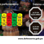 OPS aporta evidencia científica a favor del etiquetado octogonal en alimentos