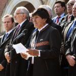"""Bolivia: """"Ni Dios ni la Corona española le otorgaron"""" litoral a Chile"""