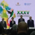 FAO: Implementarán técnicas nucleares para eficiencia en el uso del agua