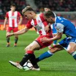 Liga Santander: Girona de local derrota por 2-0 al Deportivo de la Coruña