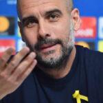 Federación inglesa multa con 22,500 euros a Guardiola por lucir el lazo amarillo catalán (VIDEO)
