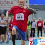 Campeonato Europa Master: Atleta italiano de 101 años saltará longitud y triple