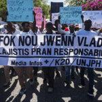 CIDH urge a Haití adoptar medidas para hallar a fotoperiodista desaparecido