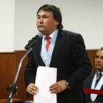 PJ: Horacio Cánepa con impedimento de salida del país por 18 meses